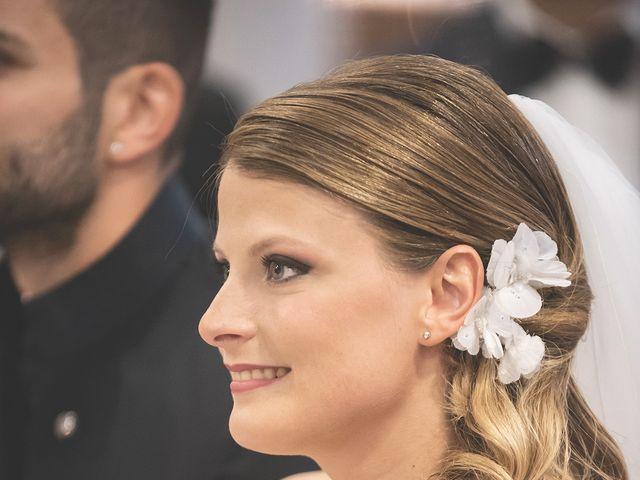 Il matrimonio di Lorenzo e Giulia a Corridonia, Macerata 48