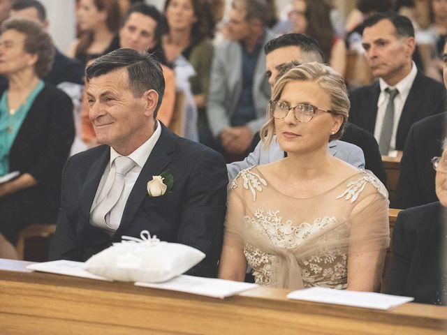 Il matrimonio di Lorenzo e Giulia a Corridonia, Macerata 51