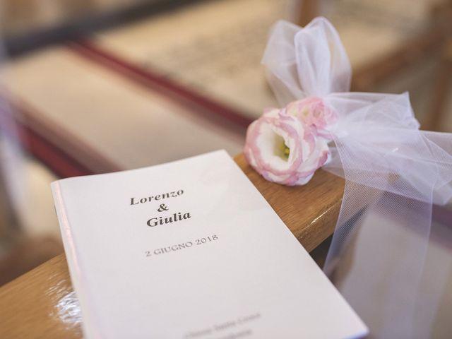 Il matrimonio di Lorenzo e Giulia a Corridonia, Macerata 52