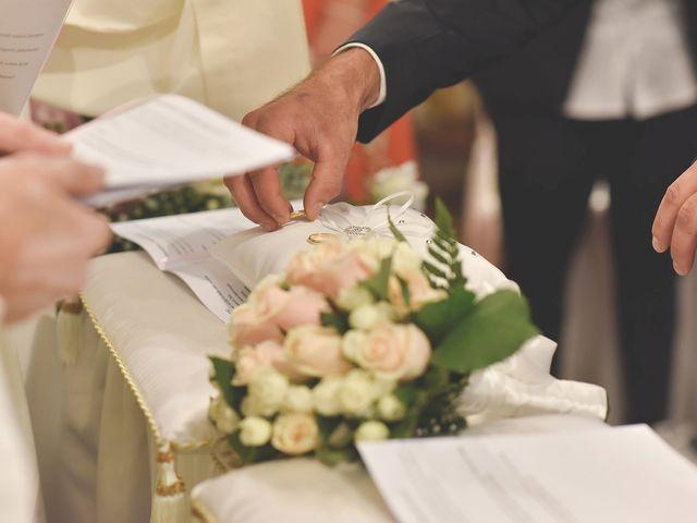 Il matrimonio di Lorenzo e Giulia a Corridonia, Macerata 56