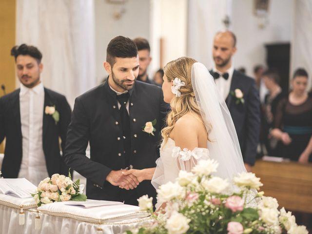 Il matrimonio di Lorenzo e Giulia a Corridonia, Macerata 61