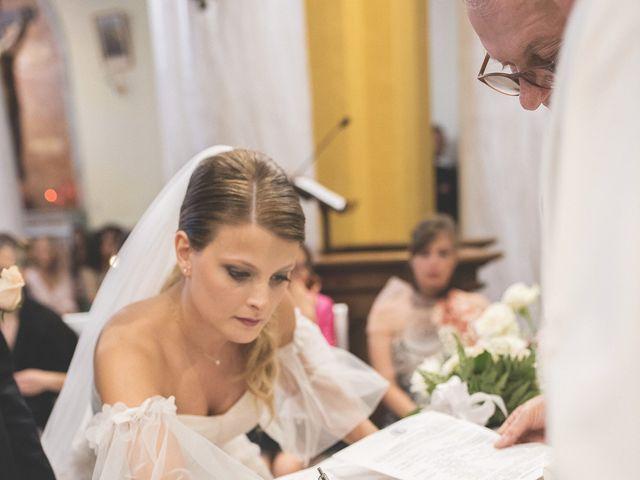 Il matrimonio di Lorenzo e Giulia a Corridonia, Macerata 66