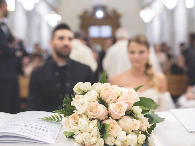 Il matrimonio di Lorenzo e Giulia a Corridonia, Macerata 67