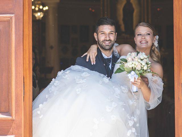 Il matrimonio di Lorenzo e Giulia a Corridonia, Macerata 68