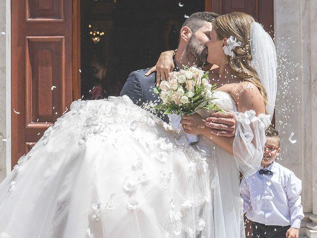 Il matrimonio di Lorenzo e Giulia a Corridonia, Macerata 70