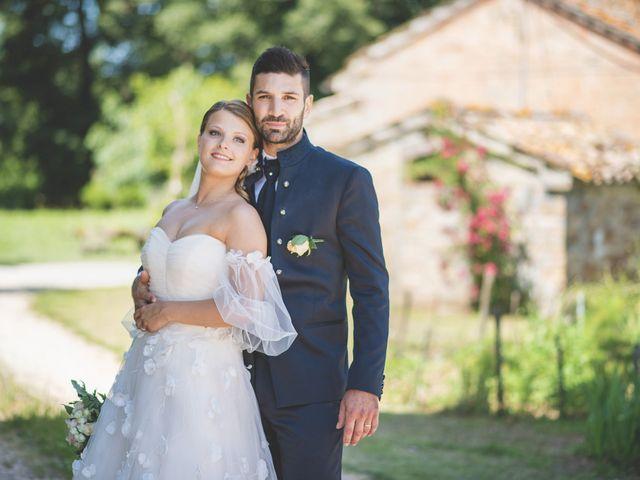Il matrimonio di Lorenzo e Giulia a Corridonia, Macerata 75