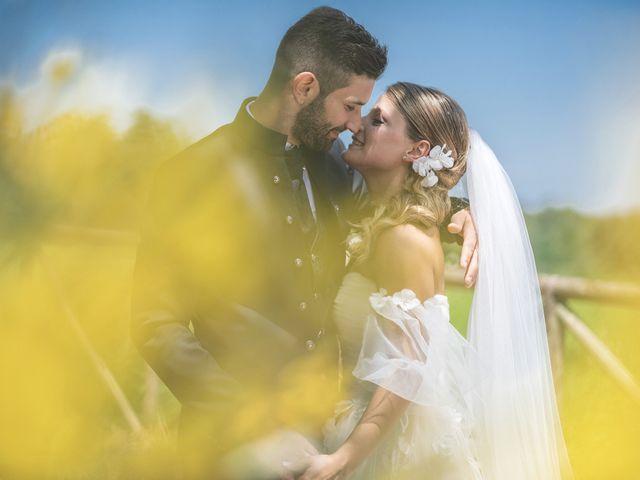 Il matrimonio di Lorenzo e Giulia a Corridonia, Macerata 77