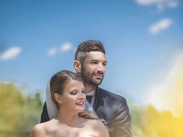Il matrimonio di Lorenzo e Giulia a Corridonia, Macerata 78
