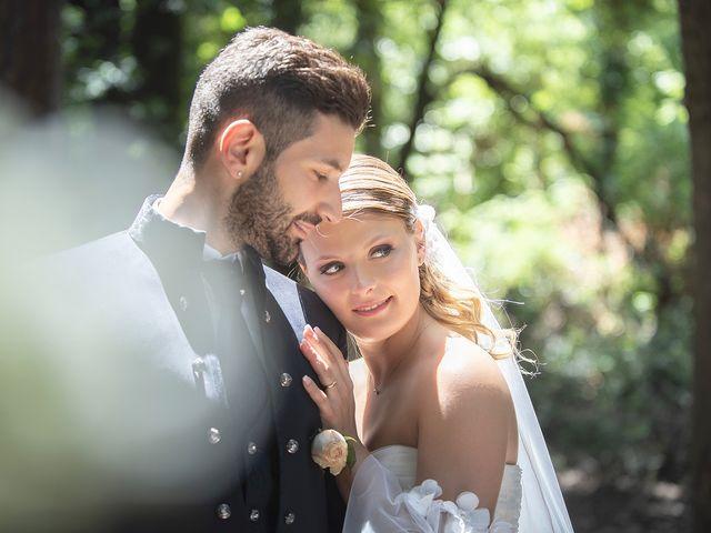 Il matrimonio di Lorenzo e Giulia a Corridonia, Macerata 79