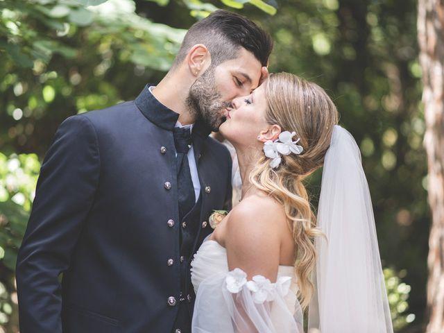 Il matrimonio di Lorenzo e Giulia a Corridonia, Macerata 82