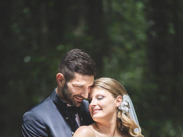Il matrimonio di Lorenzo e Giulia a Corridonia, Macerata 83
