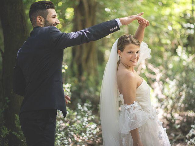 Il matrimonio di Lorenzo e Giulia a Corridonia, Macerata 85