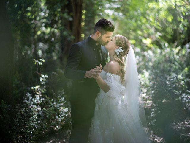 Il matrimonio di Lorenzo e Giulia a Corridonia, Macerata 86
