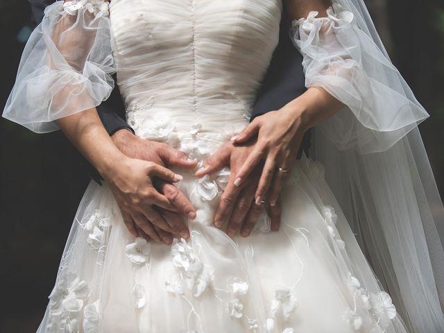 Il matrimonio di Lorenzo e Giulia a Corridonia, Macerata 87