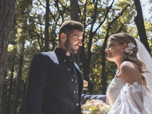 Il matrimonio di Lorenzo e Giulia a Corridonia, Macerata 89