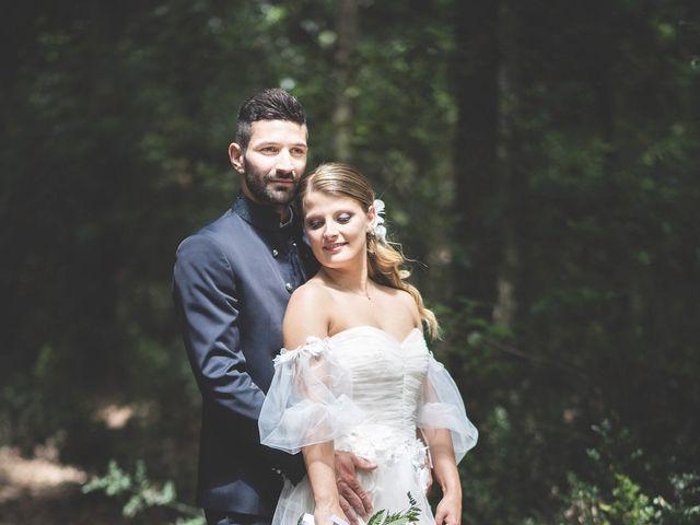 Il matrimonio di Lorenzo e Giulia a Corridonia, Macerata 90