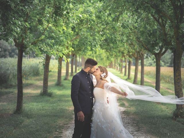 Il matrimonio di Lorenzo e Giulia a Corridonia, Macerata 2