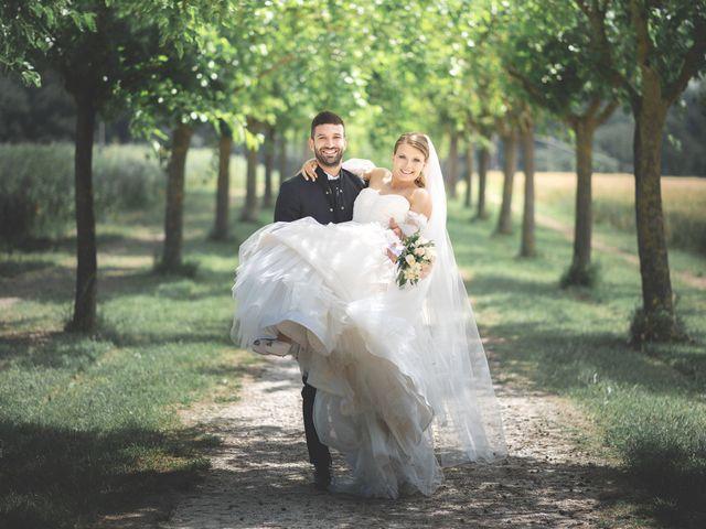 Il matrimonio di Lorenzo e Giulia a Corridonia, Macerata 100