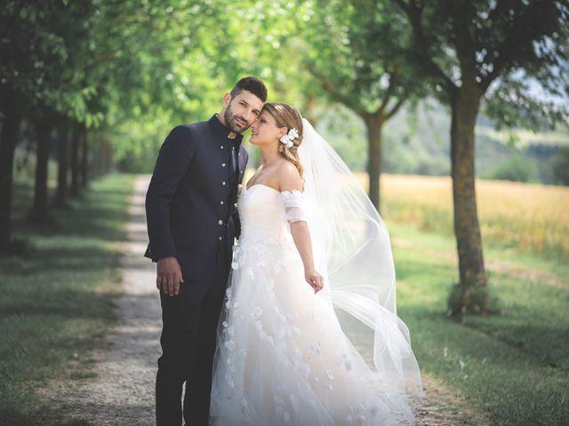 Il matrimonio di Lorenzo e Giulia a Corridonia, Macerata 101
