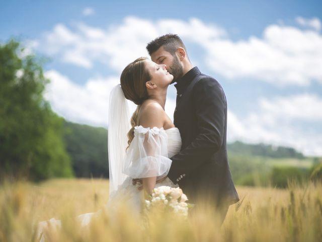 Il matrimonio di Lorenzo e Giulia a Corridonia, Macerata 102