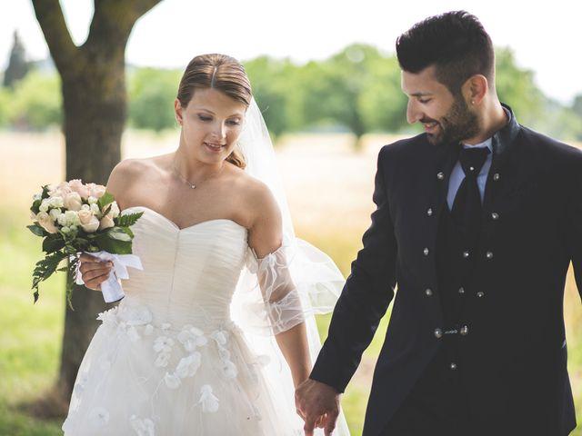 Il matrimonio di Lorenzo e Giulia a Corridonia, Macerata 106