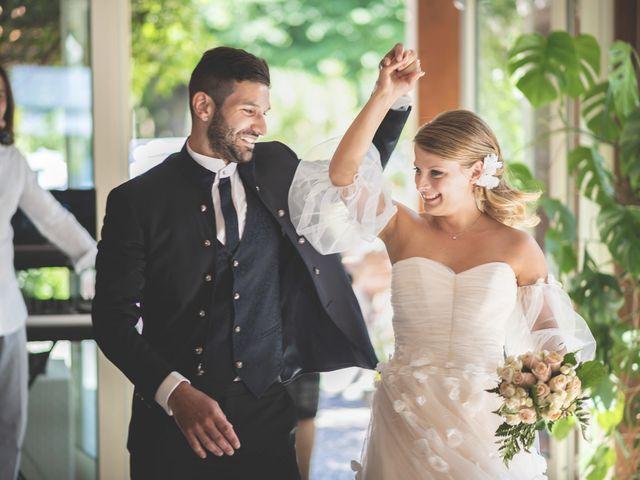Il matrimonio di Lorenzo e Giulia a Corridonia, Macerata 115