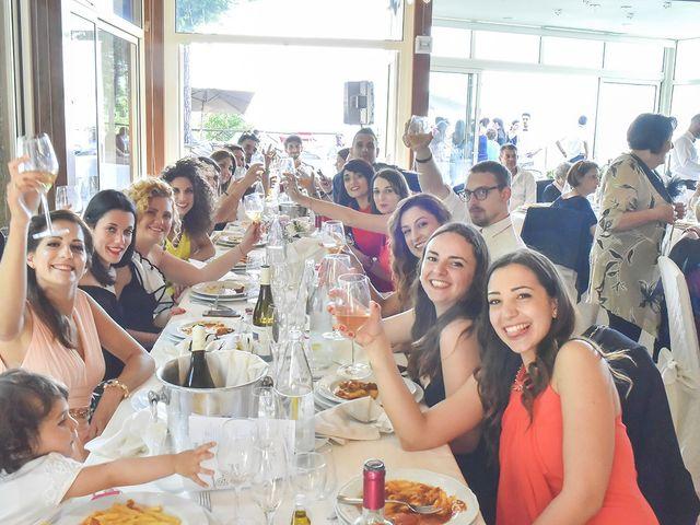 Il matrimonio di Lorenzo e Giulia a Corridonia, Macerata 120