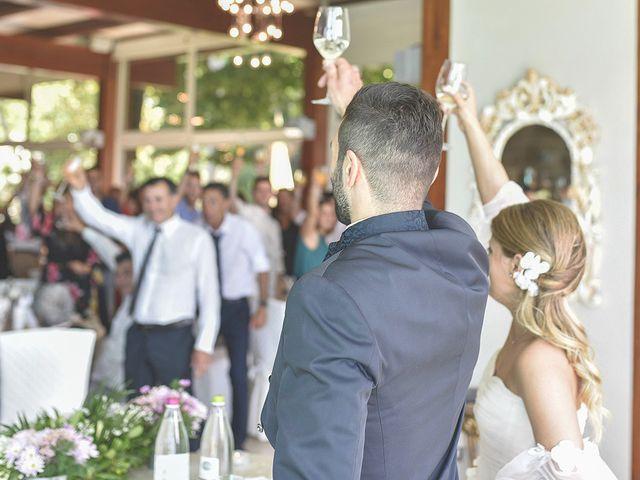 Il matrimonio di Lorenzo e Giulia a Corridonia, Macerata 127