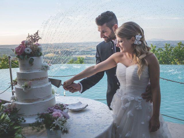 Il matrimonio di Lorenzo e Giulia a Corridonia, Macerata 130