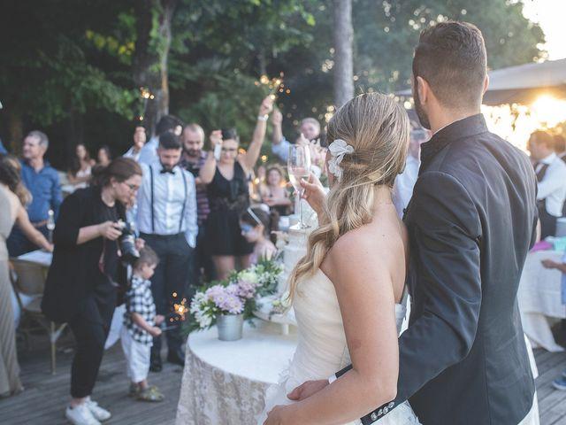 Il matrimonio di Lorenzo e Giulia a Corridonia, Macerata 131