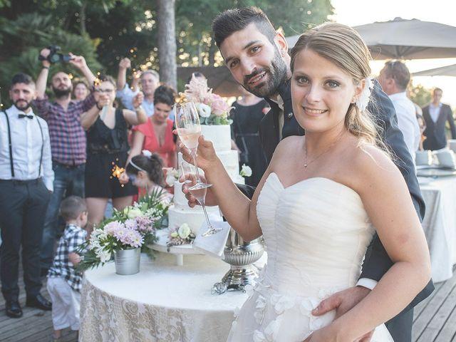 Il matrimonio di Lorenzo e Giulia a Corridonia, Macerata 132