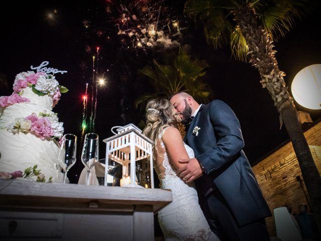 Le nozze di Federico e Vincenza