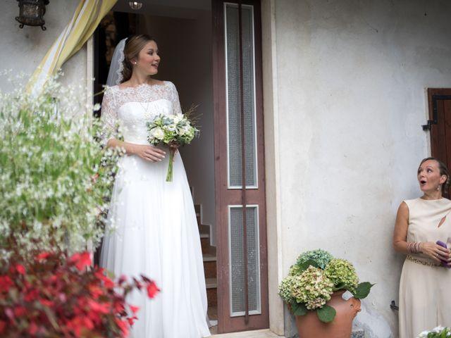 Il matrimonio di Francesco e Giorgia a Varese, Varese 11