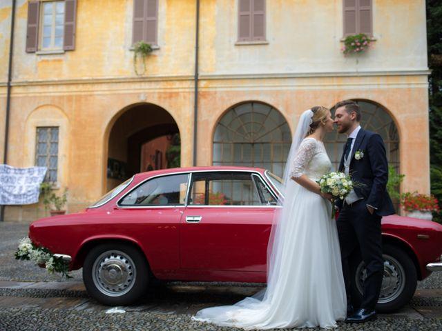 Il matrimonio di Francesco e Giorgia a Varese, Varese 15