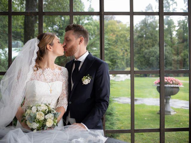 Il matrimonio di Francesco e Giorgia a Varese, Varese 16