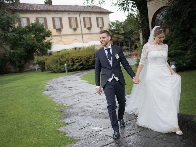 Il matrimonio di Francesco e Giorgia a Varese, Varese 18