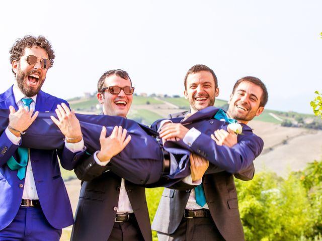 Il matrimonio di Daniel e Cinzia a Carassai, Ascoli Piceno 4