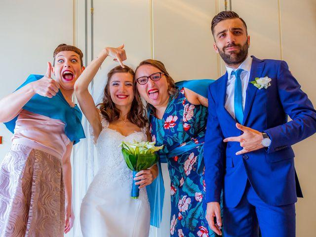 Il matrimonio di Daniel e Cinzia a Carassai, Ascoli Piceno 7