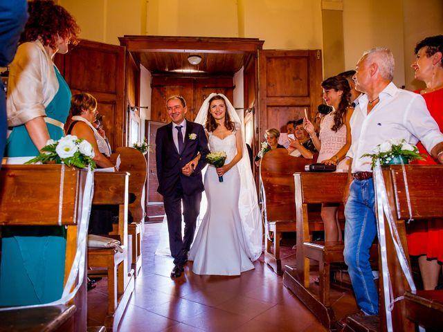 Il matrimonio di Daniel e Cinzia a Carassai, Ascoli Piceno 8