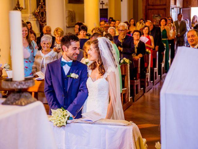 Il matrimonio di Daniel e Cinzia a Carassai, Ascoli Piceno 9