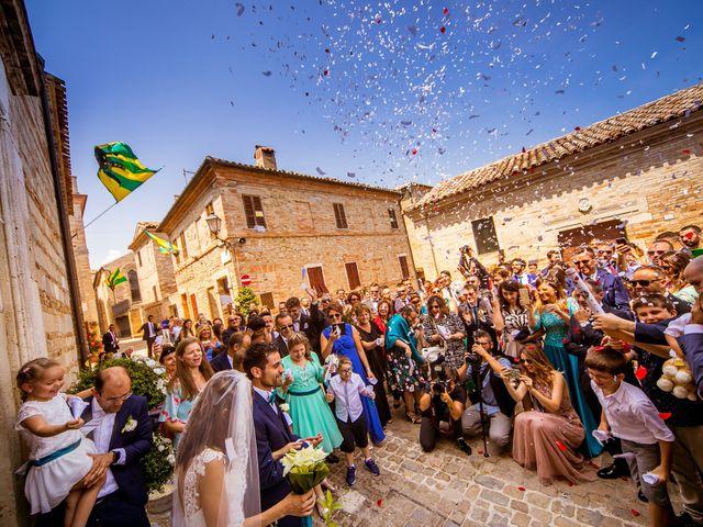 Il matrimonio di Daniel e Cinzia a Carassai, Ascoli Piceno 12