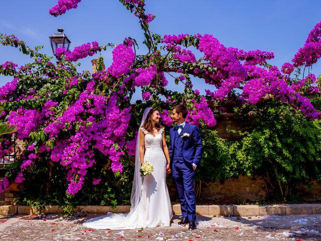 le nozze di Cinzia e Daniel
