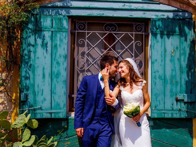 Il matrimonio di Daniel e Cinzia a Carassai, Ascoli Piceno 14