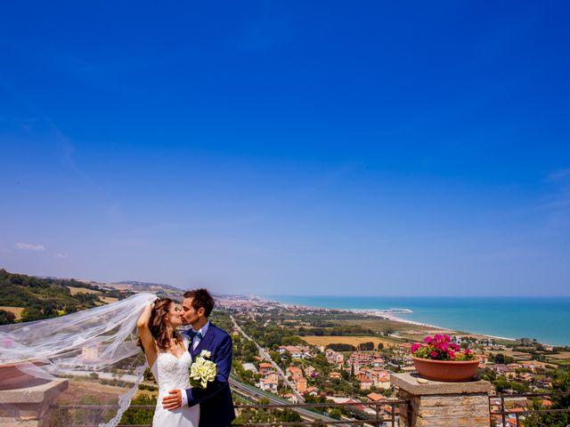 Il matrimonio di Daniel e Cinzia a Carassai, Ascoli Piceno 15