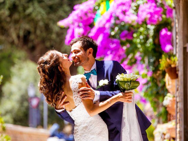 Il matrimonio di Daniel e Cinzia a Carassai, Ascoli Piceno 16