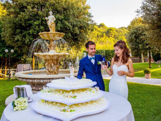 Il matrimonio di Daniel e Cinzia a Carassai, Ascoli Piceno 21