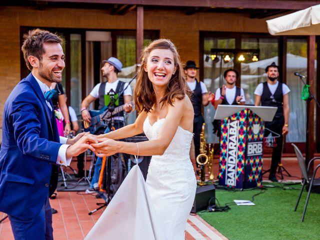 Il matrimonio di Daniel e Cinzia a Carassai, Ascoli Piceno 23
