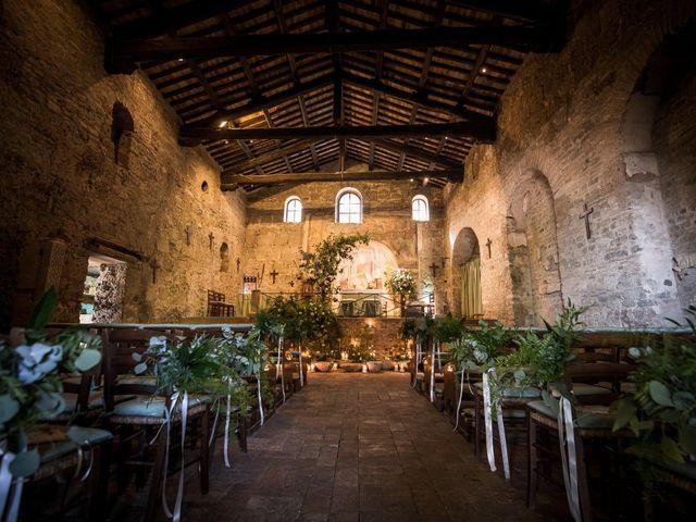 Il matrimonio di Emanuele e Tanina a Bracciano, Roma 1