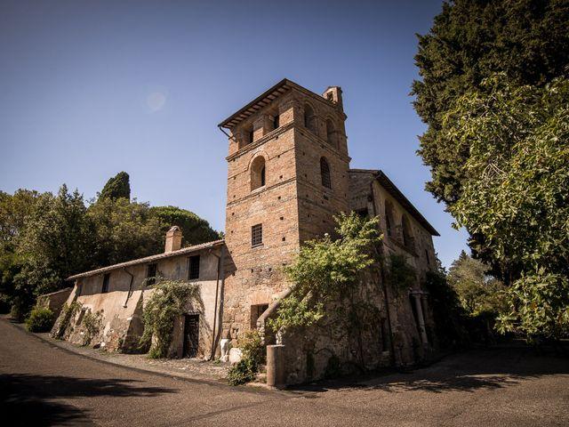 Il matrimonio di Emanuele e Tanina a Bracciano, Roma 2