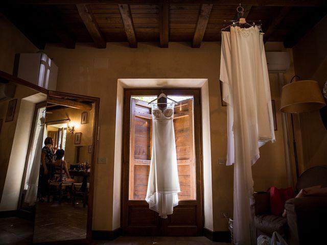 Il matrimonio di Emanuele e Tanina a Bracciano, Roma 4
